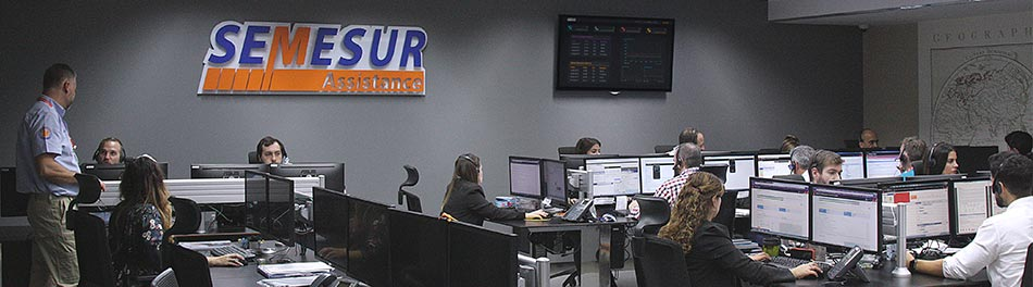 Call center de Semesur Assistance