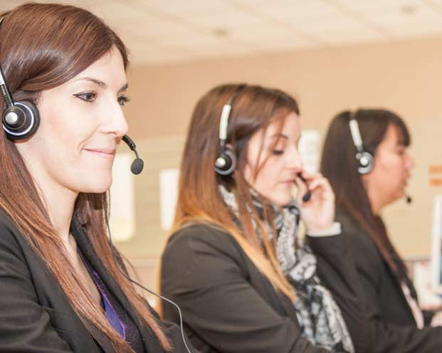 Contact Center multilenguage
