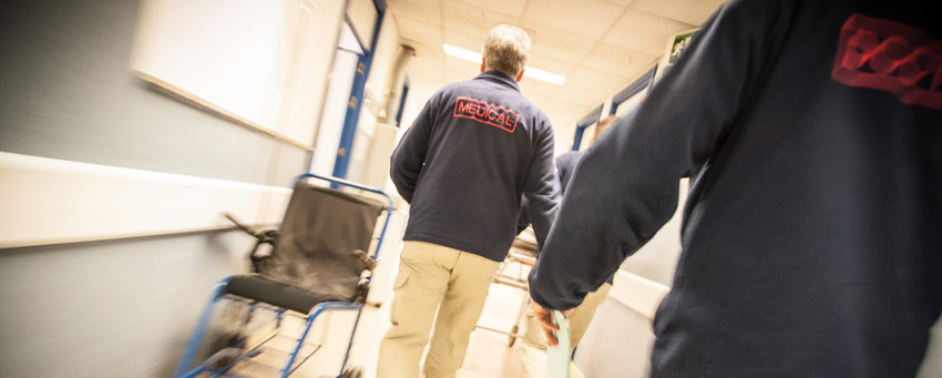 Acceso rápido y directo a una red hospitalaria global