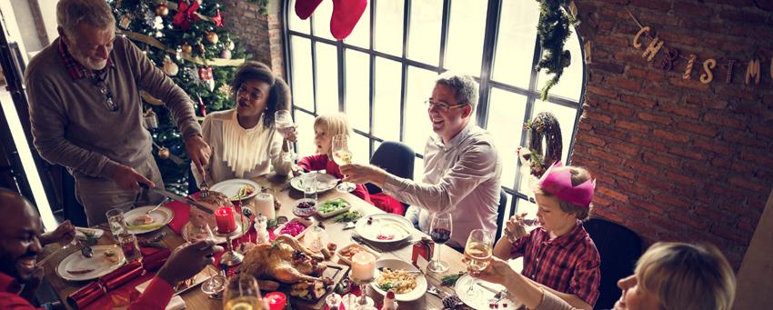 Precauciones para sobrevivir a los excesos de Navidad